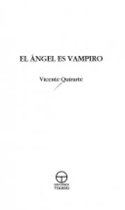 El ángel es vampiro