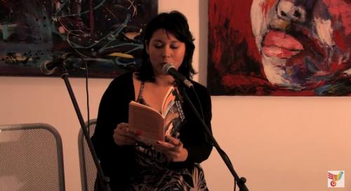 Viaje y escritura con Cristina Rascón