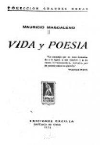 Vida y poesía