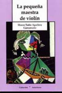 La pequeña maestra de violín