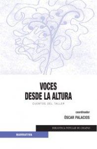 Voces desde la altura : cuentos del taller