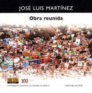 José Luis Martínez : obra reunida [CD]