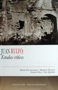 Juan Rulfo : estudios críticos