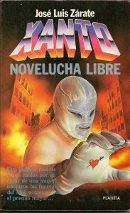 Xanto : novelucha libre