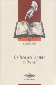 Crítica del mundo cultural