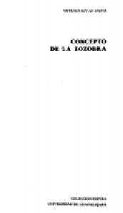 El concepto de la zozobra