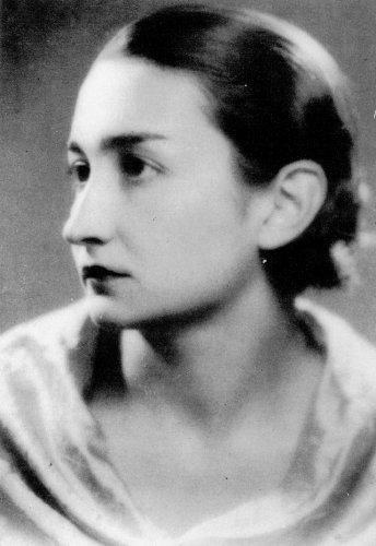 Ernestina de Champourcín - Detalle del autor - Enciclopedia de la  Literatura en México - FLM - CONACULTA